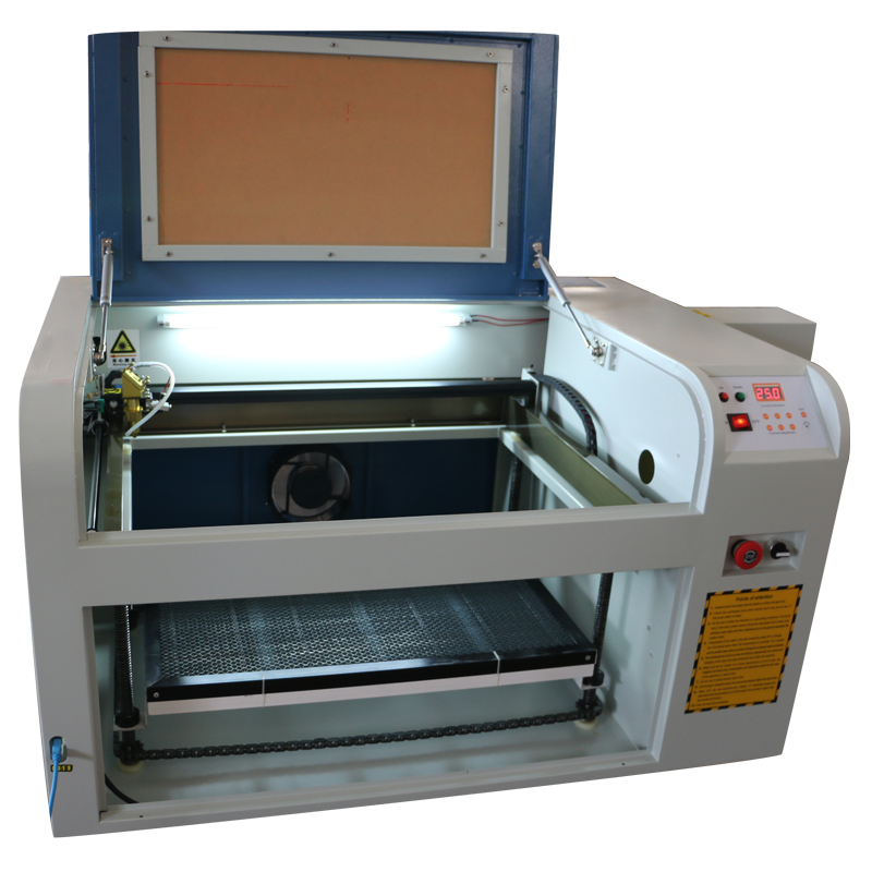 Hot sale 50w co2 wood <strong>laser</strong> cutting factory new price, <strong>laser</strong> wood carving machine