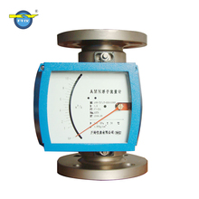 Flanged Type Cheap Metal Tube Gas Air Nitrogen Rotameter