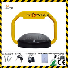 smart Parking lock automatic rise remote controlled electronic car parking blockers mobile