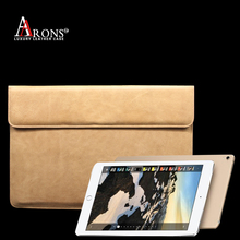 2017 Wholesale hottest selling products genuine leather book case for ipad pro
