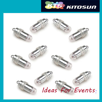 Long Lasting Batteries Mini LED Balloon Lights for garden/stage decoration