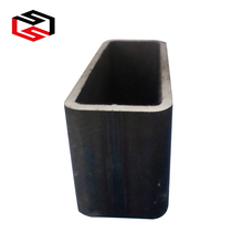 Black Square and Rectangular Carbon Seamless Steel Tube/GI Pipe