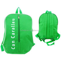 cheap 600D polyester school bag / gift school bag for kids / customized school bag for children