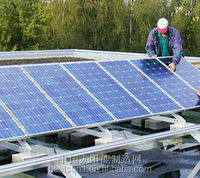 Favorable photovoltaic cells price for off grid solar power system 10kw