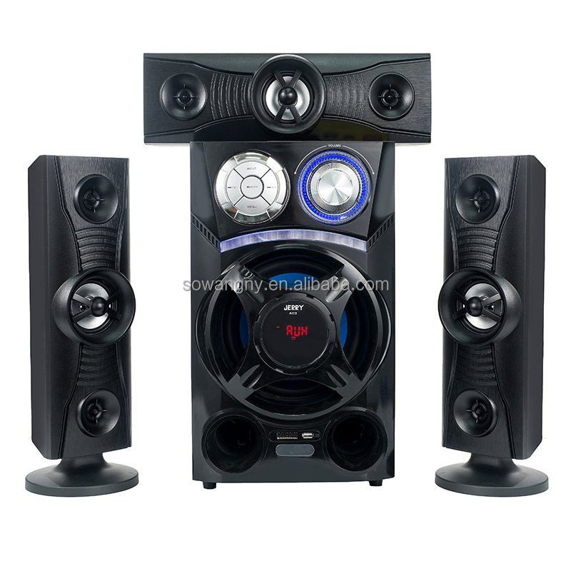 high quality speaker stands 3.1 woofer speaker systems support OEM best price speaker JR-<strong>A03</strong>
