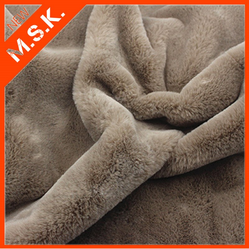 fake wolf fur fabric faux fur fabric