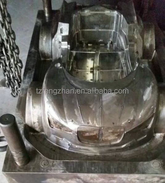 plastic baby toy car parts manufacture mould