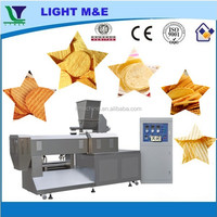 Factory Supply Fried Square Doritos Corn Chips Making Machine