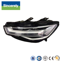 LED Headlight Head Lamp Light Assembly for Audi A6 2012-2017