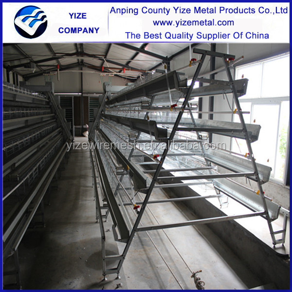 industrial chicken house for sale/used chicken house equipment