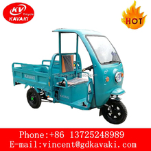 2018 Most Popular Petrol and Electric Three Wheel Cargo Tricycle / cng Auto Rickshaw On Sale