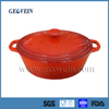 Kitchenware Enamel Pot dutch oven cookware oval baking & roasting oven cast iron stove oven