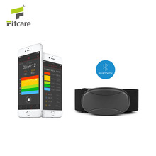 Digital bluetooth 4.0 heart rate monitor for personal use