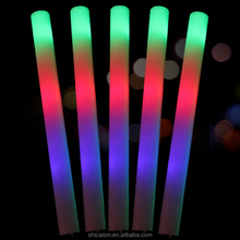 3 Modes LED Sponge stick Glow Foam Stick for Makeup party concert Props