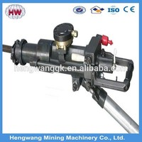 High Torque YYT28 Hand held hydraulic rock drill for ground and underground gold mining