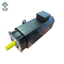 Strong explosive ability 1700rpm~2200rpm fast response dual shaft servo motor