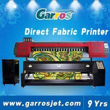 Garros 180cm digital textile transfer paper fabrics printing machines for flags