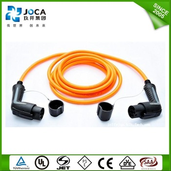 Ev Cables Electric Lamp Holder Vehicles Charging Coupler