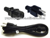 USA power cord,15A 125V