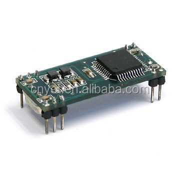 nfc reader module with rs232 or uart data interface
