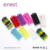 Newest Electronic Cigarette Vape Battery DOUBLE Silicone Case for 18650 Colorful Design