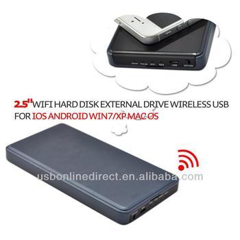 2 5 Wifi hard disk wholesale
