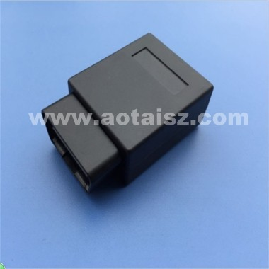 Motorcycle diagnostic tool obdii interface enclosure obd case manufacture