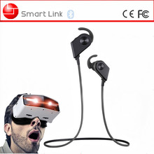 high quality new fashion wireless bluetooth vr headset virtual reality sport headset with good sound