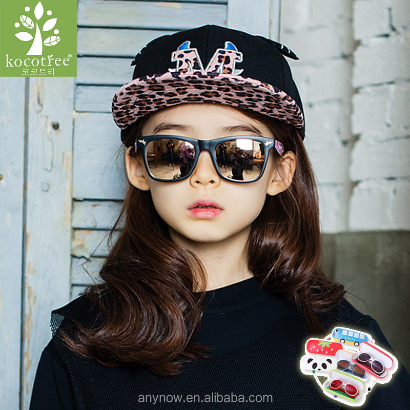 Wholesale cool kids Sunglasses funny new style