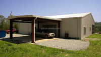 Modern movable prefabricated residential house