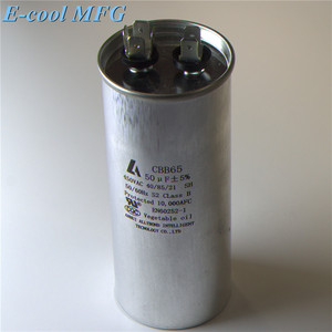CBB65 air condition motor run capacitors