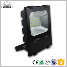 High lumen Bridgelux COB Waterproof IP65 Outdoor 50w led rechargeable floodlight