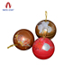 Nice-can Christmas Ball Tin for Decorative Christmas Tree Tins with String