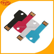 2016 hot sale USB disk with key shaped
