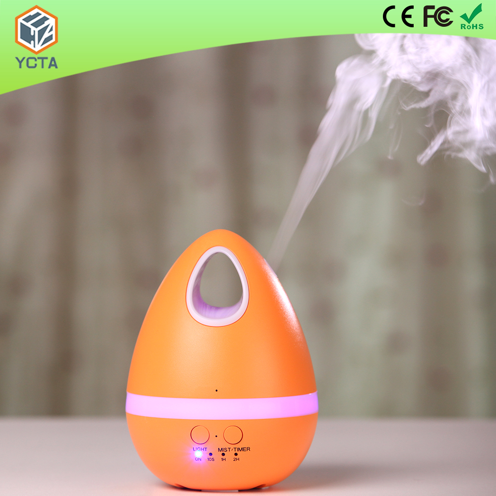 Wholesale Aroma diffuser essential oil Air Purifier Creative Egg Mini Humidifier