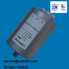 pulse electronic discharge lamp halogen ignitor
