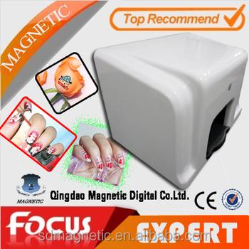 finger nail machine