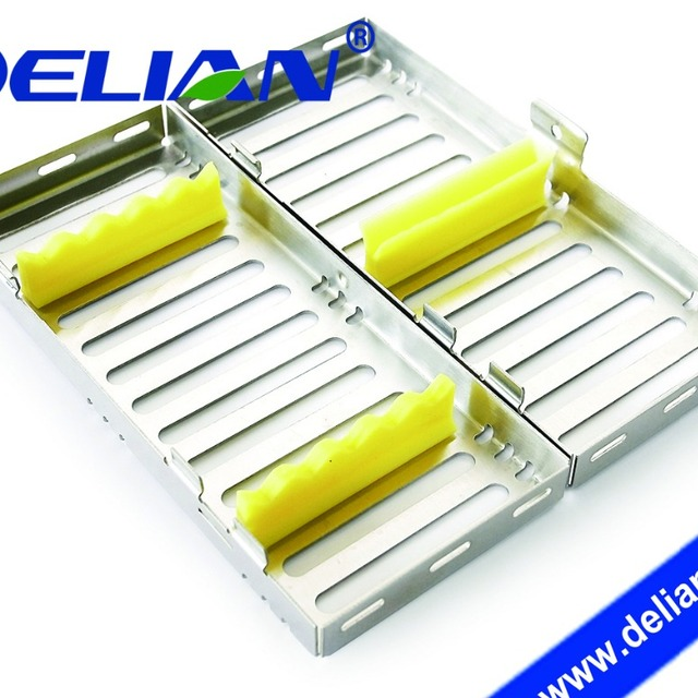 Delian Instrument Cassette Dental Product