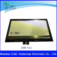 1366*768 ) Assembly Touch LCD Screen Digitizer For Lenovo FLEX3 14 Flex 3 14 laptop screen with no frame