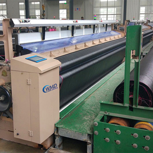 anti grass cloth carpet backing fabric weaving machine water jet loom for sale