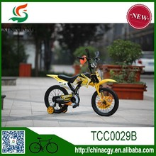 12 inch Children bike with trainning wheel, 2015 hot selling model