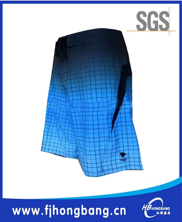 Hot Sell Top Quality Short men blank board shorts Beach Short