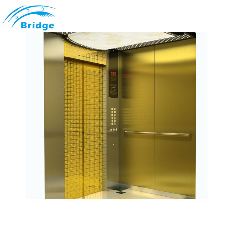 11 Stops Advance Control System Commercial Passenger Elevator With Cheap Price