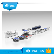 Visual Inspection Soldering Station Auxiliary Equipments For Welding Solar Cell