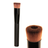 DZ Latest Design Professional Concave Face Liquid Foundation Application Cosmetic Makeup Brush