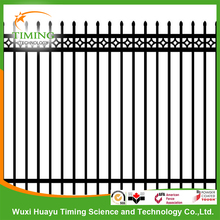 2017 good quality colors house gate designs and Wrought iron fence