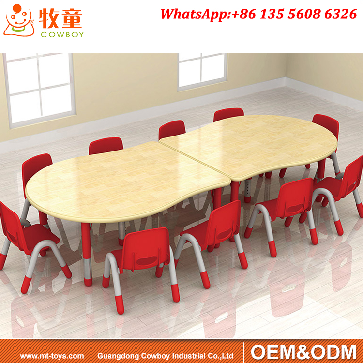 Cheap wholesale kids play chairs adjustable design nursery school equipment