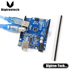 Cheap Arduinos UNO R3 for arduinos MEGA328P ATMEGA16U2 with USB Cable