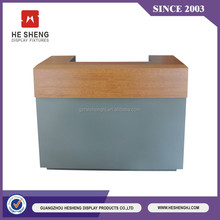 garment store Wood material furniture cashier counter