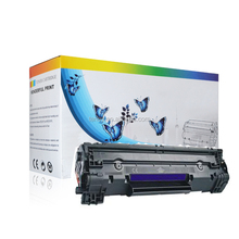 Excellent quality and reasonable price black toner cartridge CRG125 325 725 compatible for canon lbp 6030